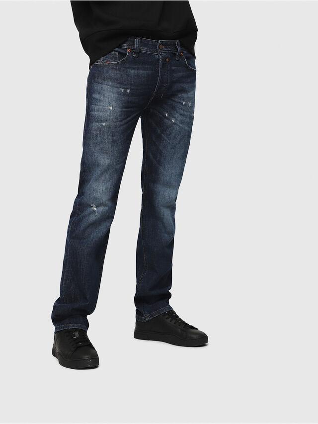 Diesel - Safado C87AN, Bleu moyen - Jeans - Image 1
