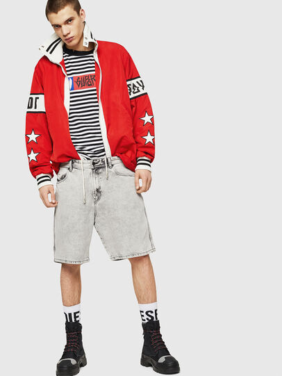 Diesel - D-WILLOH,  - Shorts - Image 5