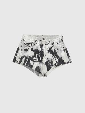 DE-HIGWEI, Noir/Blanc - Shorts