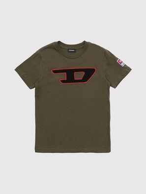 TJUSTDIVISION-D, Vert Militaire - T-shirts et Hauts
