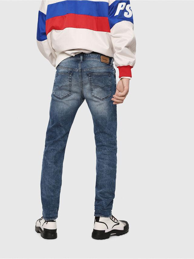 Diesel - Buster 081AQ, Bleu moyen - Jeans - Image 2