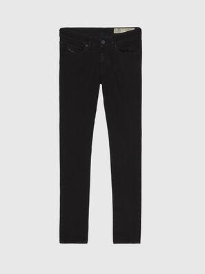 Slandy A69EF, Noir/Gris foncé - Jeans