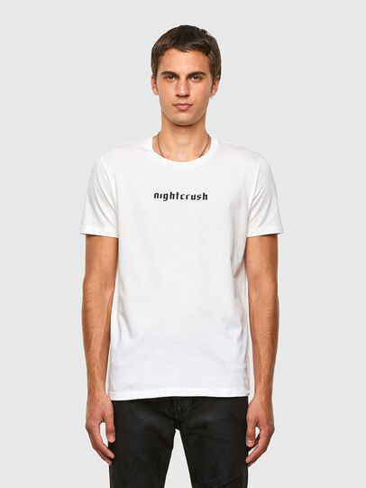 Diesel - T-INY, Blanc - T-Shirts - Image 1