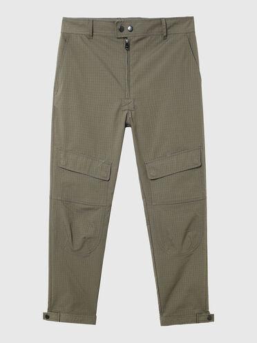 Pantalon résistant aux déchirures avec empiècements empilables