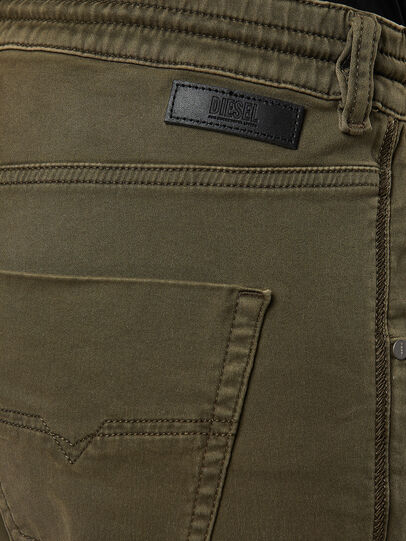 Diesel - Krailey JoggJeans 0670M, Vert Militaire - Jeans - Image 4