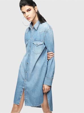 DE-BLANCHE, Jean Bleu - Robes