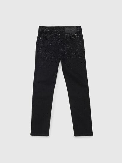 Diesel - BABHILA-J, Noir/Gris foncé - Jeans - Image 2