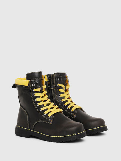 Diesel - HB LACE UP 04 CH, Noir - Footwear - Image 2