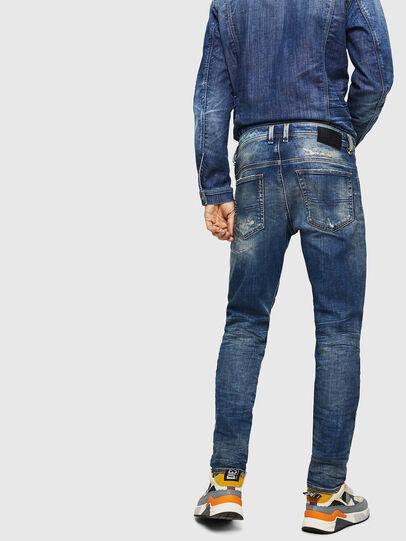 Diesel - Thommer JoggJeans 0870Q, Bleu moyen - Jeans - Image 2