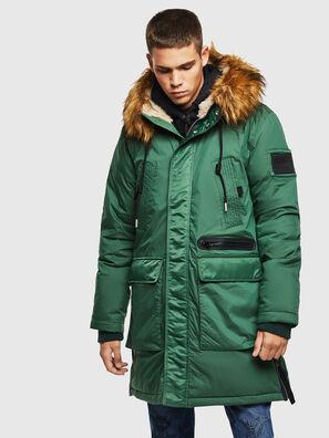 W-BULLISK, Vert Foncé - Vestes d'hiver