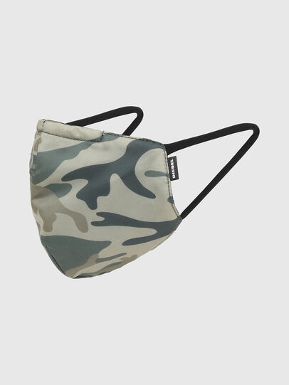 Diesel - FACEMASK-CAMU, Vert Militaire - Other Accessories - Image 4