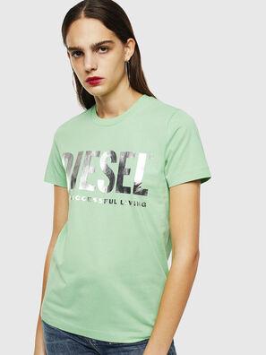 T-SILY-WX, Vert - T-Shirts