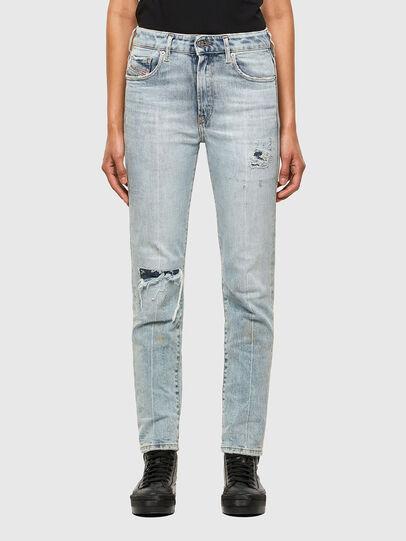 Diesel - D-Joy 009JR, Bleu Clair - Jeans - Image 1