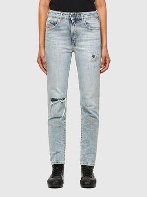 D-Joy 009JR, Bleu Clair - Jeans