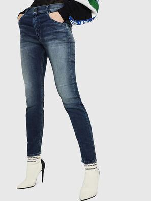 Krailey JoggJeans 069HF, Bleu Foncé - Jeans