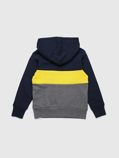 Diesel - UMLT-SBRANDON, Gris/Bleu - Underwear - Image 2