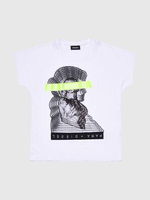 TSOLARIX MC, Blanc - T-shirts et Hauts