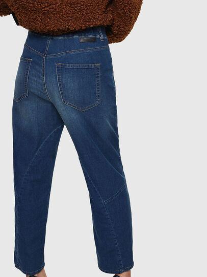 Diesel - D-Rollar JoggJeans 069IT, Bleu moyen - Jeans - Image 5