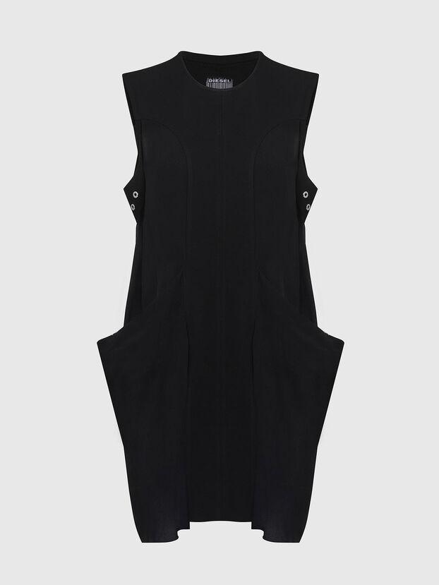 D-EVEN-A, Noir - Robes