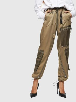 P-LEX, Vert Militaire - Pantalons