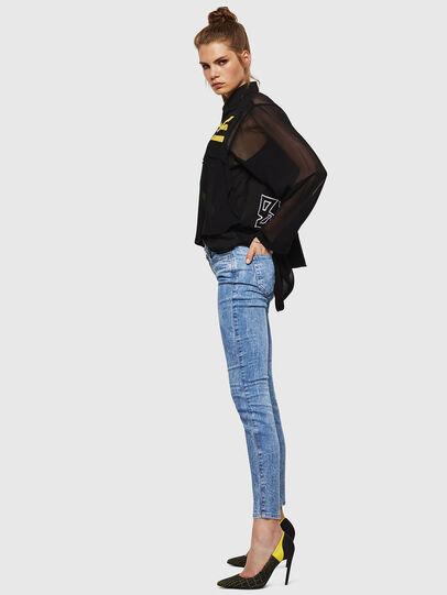 Diesel - Gracey JoggJeans 0870P, Bleu Clair - Jeans - Image 6
