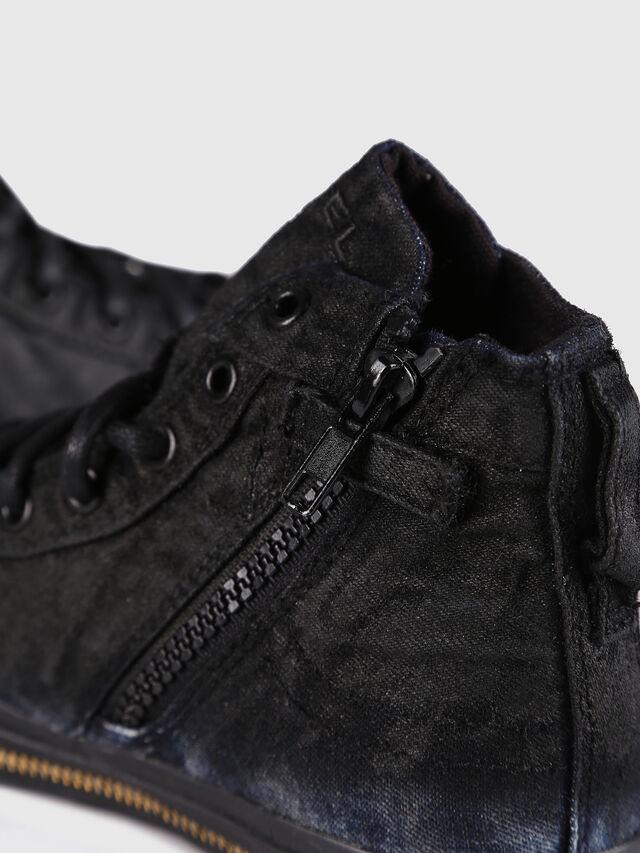 Diesel - SN MID 30 EXPOSURE Z, Noir/Bleu - Footwear - Image 5