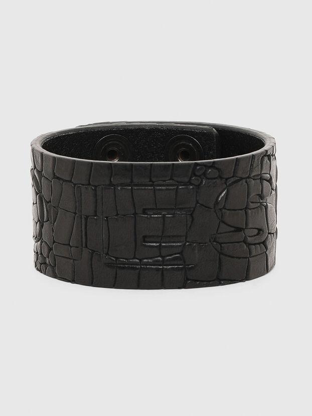 A-CROCLE, Noir - Bijoux et Gadgets