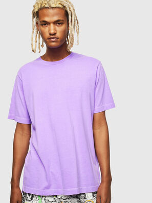 T-JUST-SLITS-FLUO, Lilas - T-Shirts