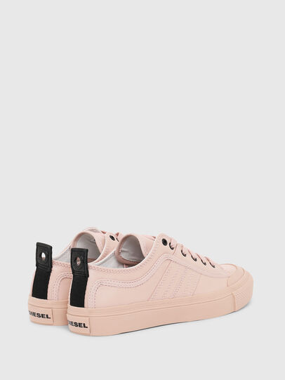 Diesel - S-ASTICO LOW LACE W, Rose - Baskets - Image 3