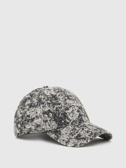 Diesel - C-ACID, Noir/Blanc - Chapeaux - Image 1