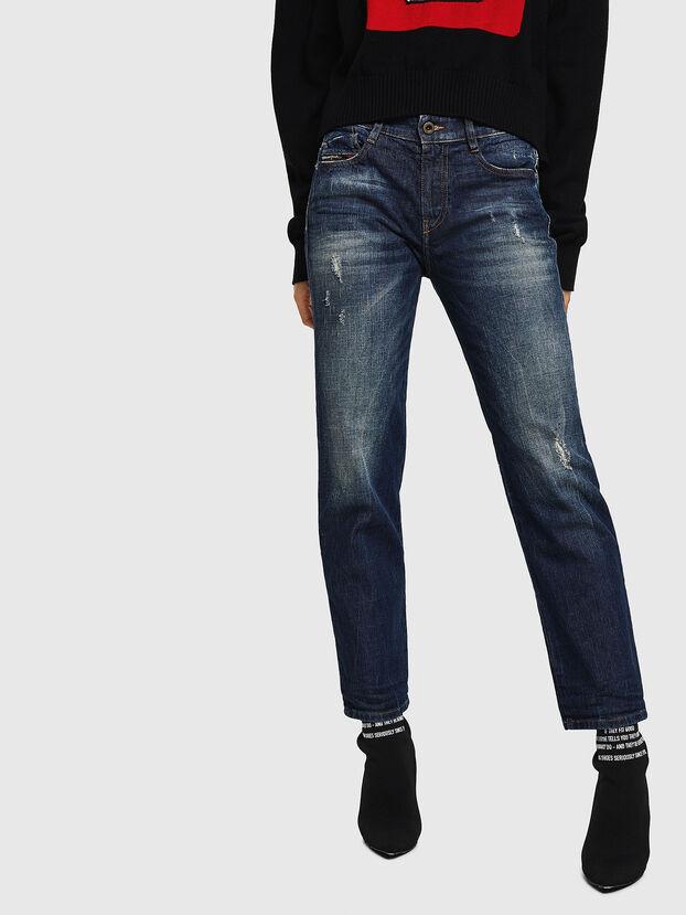D-Rifty 089AL, Bleu Foncé - Jeans
