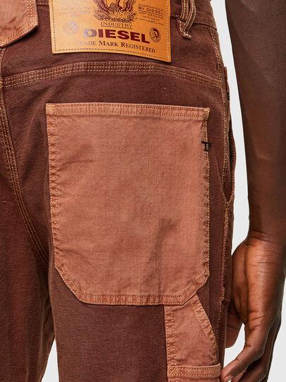 Diesel - D-Franky JoggJeans® 0DDAW, Marron - Jeans - Image 4