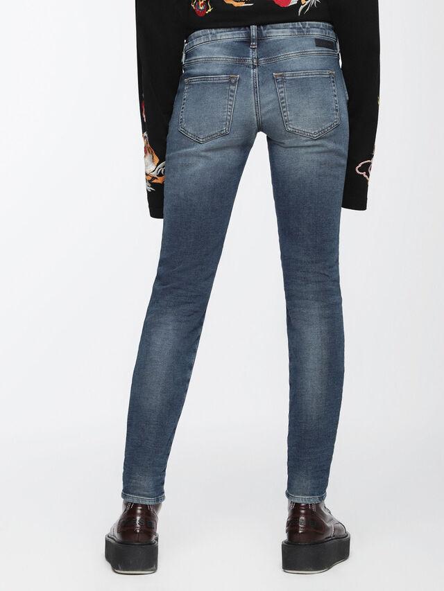Diesel - Gracey JoggJeans 084TZ, Bleu moyen - Jeans - Image 3