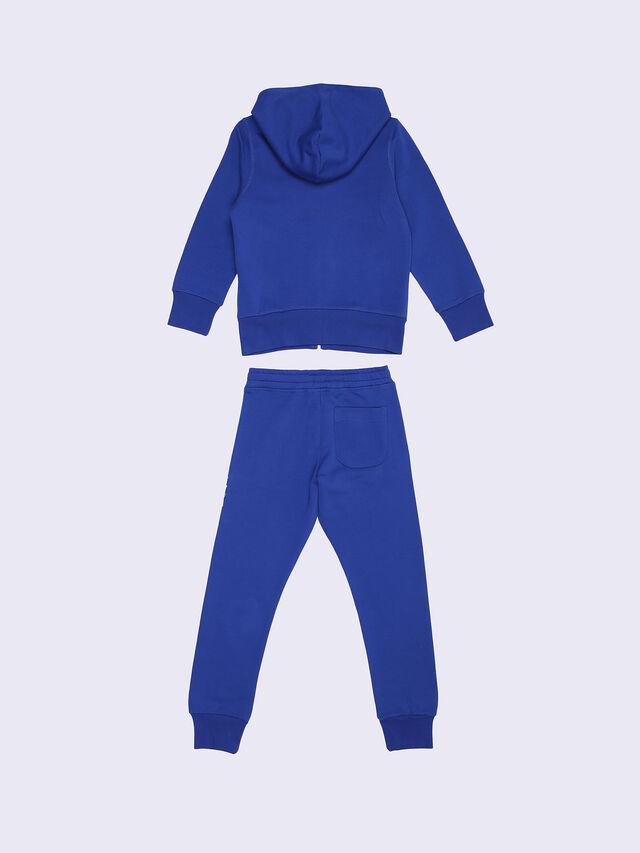 SALM-SET, Bleu Brillant