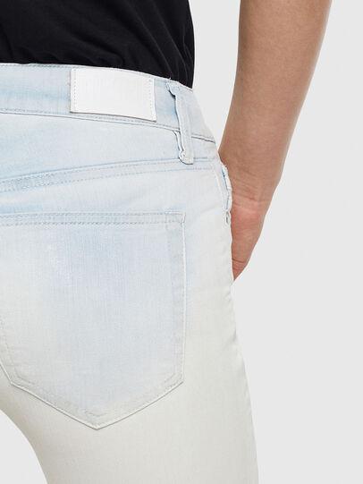 Diesel - Slandy 009AV, Bleu Clair - Jeans - Image 4
