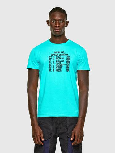 T-shirt avec imprimé Schedule