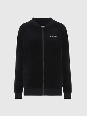 UFLT-BONSHIN-Z, Noir - Pull Cotton