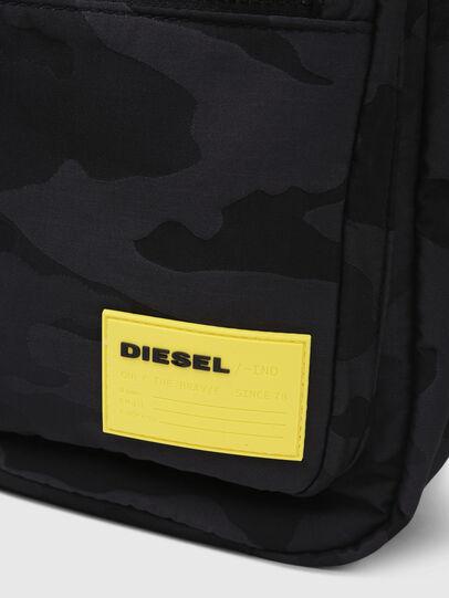 Diesel - F-DISCOVER BACK, Noir/Jaune - Sacs à dos - Image 5