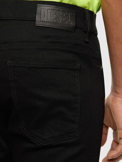 Diesel - D-Istort 069EF, Noir/Gris foncé - Jeans - Image 3
