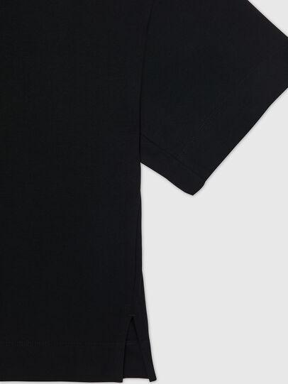 Diesel - UFTEE-SHORTEE, Noir - T-Shirts - Image 4