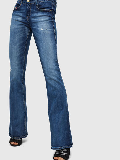 Diesel - D-Ebbey 069FY, Bleu moyen - Jeans - Image 3
