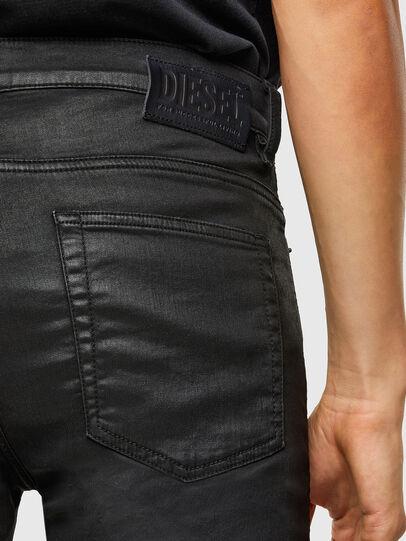 Diesel - D-REEFT JoggJeans® 069TE, Noir/Gris foncé - Jeans - Image 4