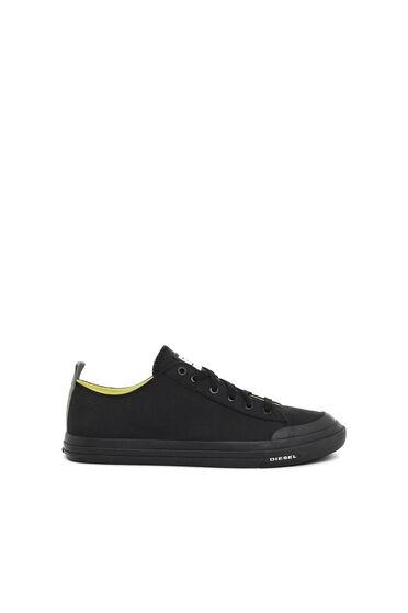 Sneakers basses en nylon