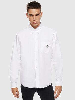 S-JAMES, Blanc - Chemises