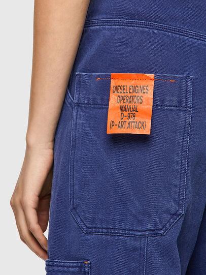 Diesel - D-Luite 0EEAX, Bleu moyen - Jeans - Image 3