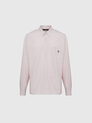 S-JAMES-A, Rose/Blanc - Chemises