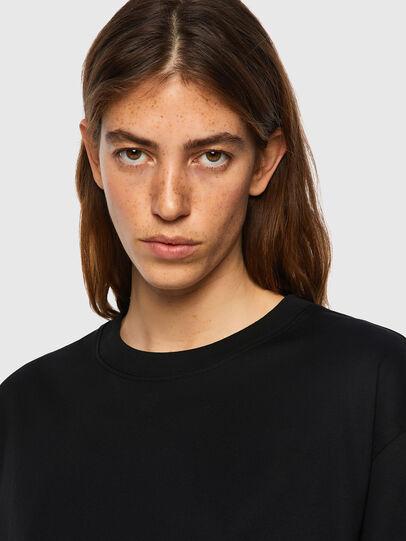 Diesel - T-SHARP, Noir - T-Shirts - Image 3