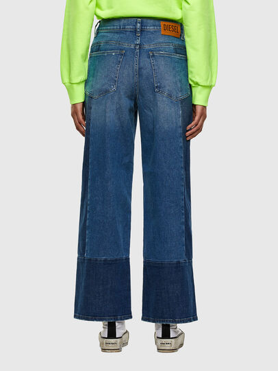 Diesel - Widee 009EU, Bleu Clair - Jeans - Image 2