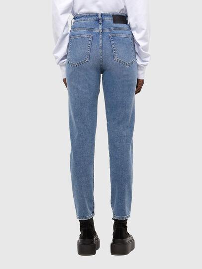 Diesel - D-Eiselle JoggJeans 009KP, Bleu Clair - Jeans - Image 2