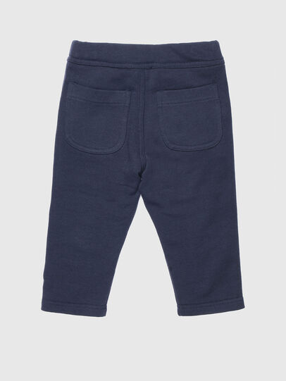 Diesel - PEMMOB, Bleu - Pantalons - Image 2
